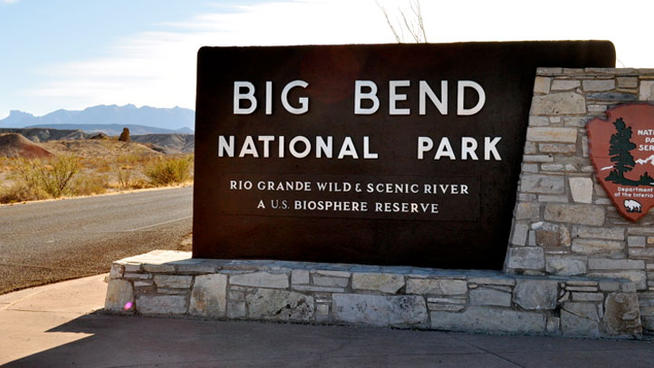 Big-bend-sign