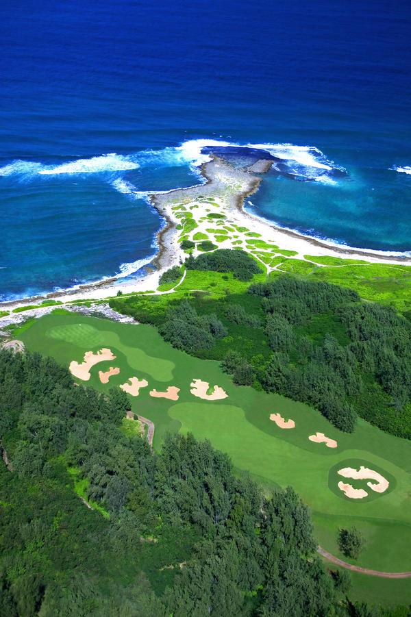 Golf on the way to Hana. Very economical. | Maui photos