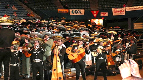 Mariachi-movement